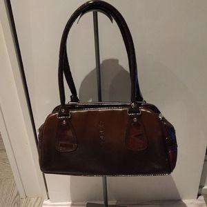🍀🌺 Beautiful brown shoulder  bag 🌸🌸